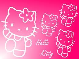 wallpaper hello kitty laptop pink hello kitty background live pink hello kitty wallpapers 48