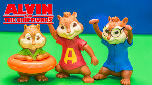 alvin chipmunks blind bags surprise video alvin