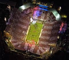 gaylord family oklahoma memorial stadium the official site of