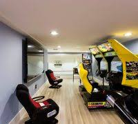 Kids Game Room Decor by Rustic Game Room Ideas Family Room Contemporary With Kids Game