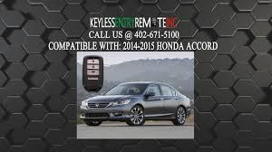 honda accord fob battery how to replace honda accord key fob battery 2014 2015