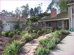 Ideas Landscaping Front Yard - front yard garden ideas no grass home design ideas