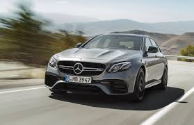 luxury mercedes sedan first look 2018 mercedes amg e63 s testdriven tv