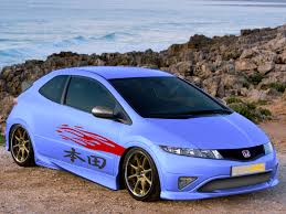 tuner honda civic honda civic virtual tuning by pl3ch4c on deviantart