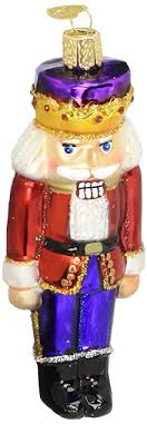 world nutcracker prince glass blown