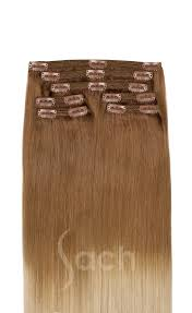 ombre clip in hair extensions touch me ombre clip in hair extensions 10 613 sach hair