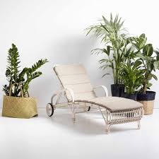 lucy poolside lounger vincent sheppard outdoor spa furniture