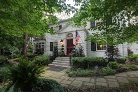 Colonial Revival Homes by Complete Remodeling An Historic 1932 Colonial Revival Home