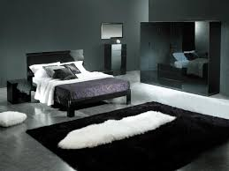Bedroom Ideas With Black Furniture Black Bedroom Designs Video And Photos Madlonsbigbear Com