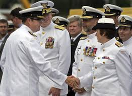 vice adm norman leaked cabinet secrets helped press liberals in