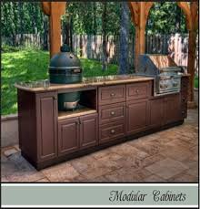 Outdoor Cabinets 101 Fireside Outdoor Kitchens by 28 Best Grill Area Images On Pinterest Big Green Eggs Grill