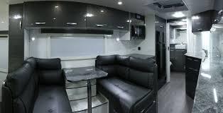 things that define luxury caravans