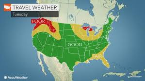 weather for thanksgiving thanksgiving travel forecast northwest great lakes to brunt