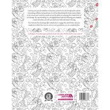 sweet wonders color art for everyone coloring book walmart com