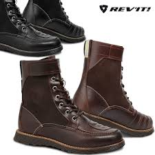 men s motorcycle boots rev it royale boots leather retro motorcycle boots riders line