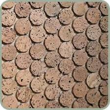 Cork Backsplash Tiles by 115 Sq Ft Of 1 Cork Mosaic Tile For Floors Walls S U0027s Rm Ideas