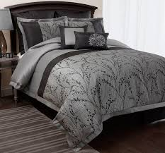 Amazon King Comforter Sets Amazon Com Lush Decor Flower Texture 8 Piece Comforter Set King