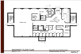 purpose of floor plan elegant basement apartment floor plans multi story multi purpose