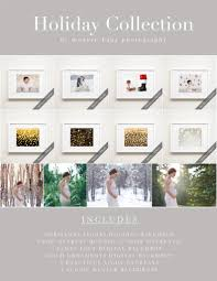 holiday overlay collection digital photography backgrounds