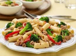 turkey sausage and broccoli pasta recipe food network kitchen