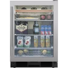 Glass Door Beverage Refrigerator For Home by Smart Buy Appliances