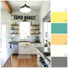 kitchen colour scheme ideas country red paint unique for kitchen yellow wall color smallfrench