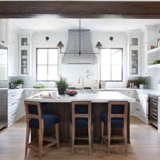 modern farmhouse kitchen with white cabinets modern farmhouse kitchen houzz