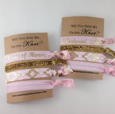 bridesmaid favors will you help me tie the knot bridesmaids gifts will you be my