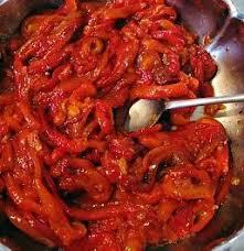 cuisiner le poivron les meilleures recettes de poivrons en accompagnement