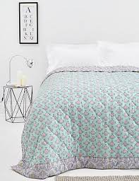 Marks And Spencer Duvet Cover Spring Blooms Bedspread M U0026s