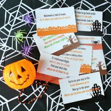 halloween party rhymes halloween scavenger hunt with free printable best 25 halloween