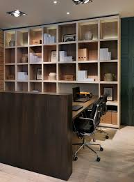 cube shelving unit in home office contemporary with bookcase