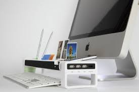 Paper Desk Organizer Cyanics Istick Multifunction Desk Organizer With 3 Hub Usb Port