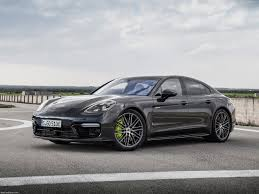 porsche panamera turbo red porsche panamera turbo s e hybrid 2018 pictures information