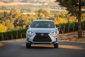 lexus crossover 2016 2016 lexus rx 350 f sport is cohesive insanity review