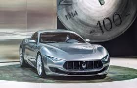 maserati concept maserati u0027s first electric car arrives in 2020 and it u0027s as