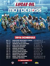 is there a motocross race today lucas oil pro motocross 2016 lucas oil pro motocross