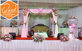 grand decorations events pathanamthitta