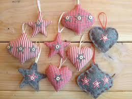 soft christmas decorations homemade crafts pinterest