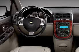 2008 Silverado Interior 2008 Chevrolet Uplander Overview Cars Com