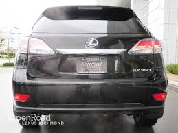 lexus rx certified used 2015 lexus rx 350 for sale in richmond bc openroad lexus