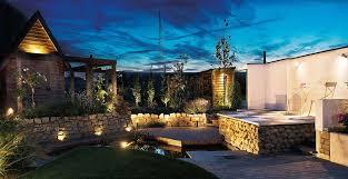 low voltage outdoor garden lights from techmar in lite konstsmide