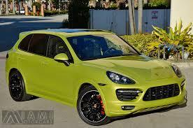 2014 porsche cayenne gts for sale peridot green 2014 porsche cayenne gts cars for sale