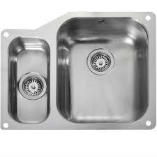 Stainless Steel Undermount Sink Rangemaster Atlantic Classic Ub3515 Stainless Steel Sink