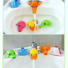 cute animal faucet extender kidsbaron kids family and baby