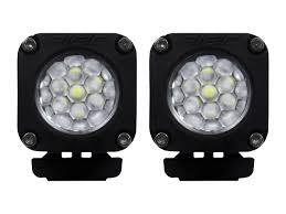 Backup Lights Ignite Backup Light Kit Surface White Black Rigid Industries