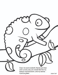 mixed up chameleon coloring page coloring pages ideas u0026 reviews