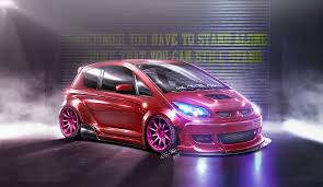mitsubishi purple mitsubishi colt czt 1 5 turbo by emrefast on deviantart