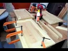 comment fabriquer un caisson de cuisine comment faire des portes d armoires de cuisine pedro aguero