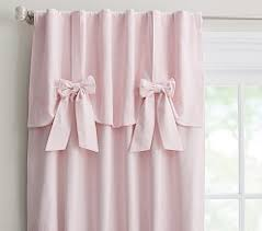 kids and nursery curtains u0026 window treatments pottery barn kids